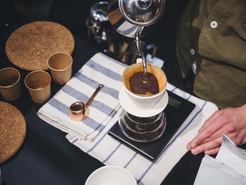 Menikmati Espresso